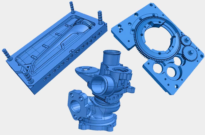 3D Scannen 05 N - Branchen
