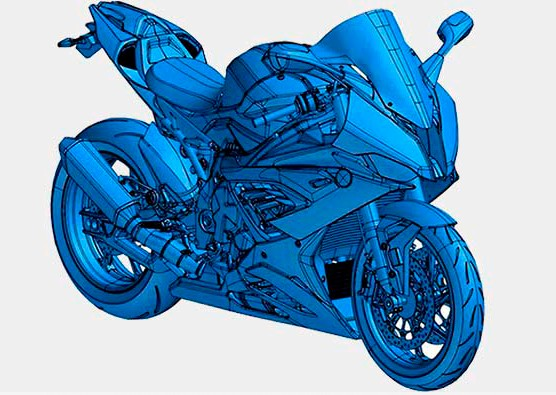 Motorradindustrie