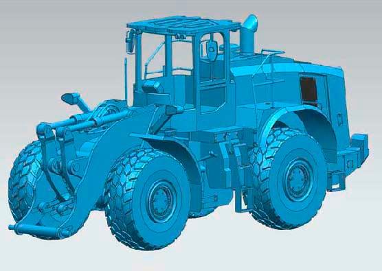 Bau und landmaschinen