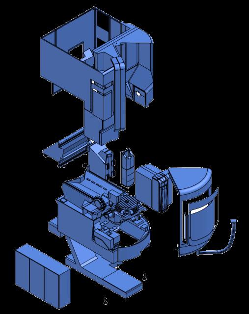 Entwicklung einer CNC