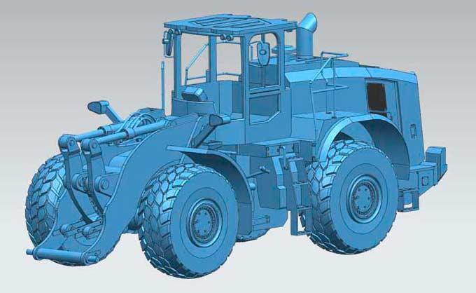 CAD Konstruktion mit Siemens NX
